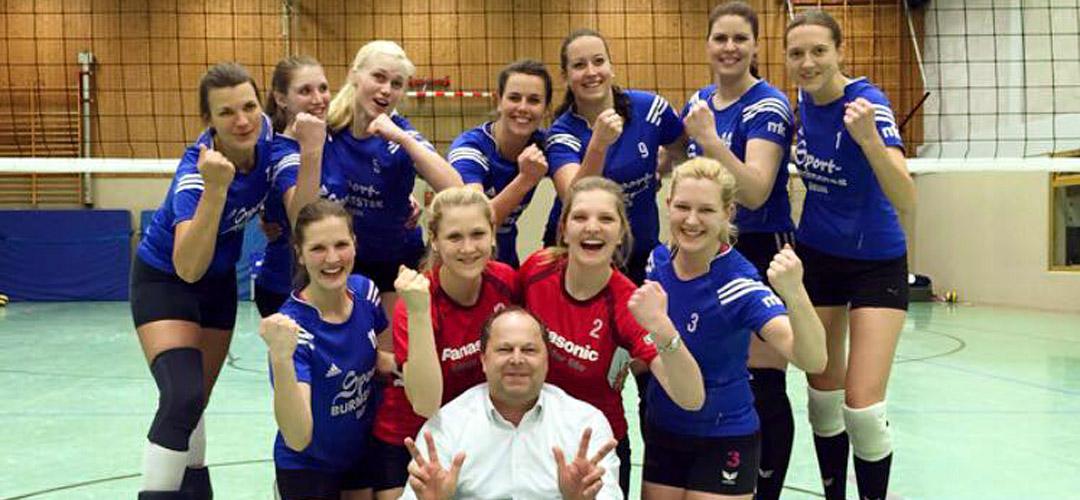 Volleyball 1. Damen